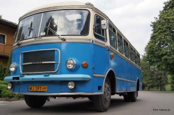 Taki autobusem dojechaliśmy do klasztorów.