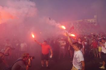 Godzina W w Warszawie
