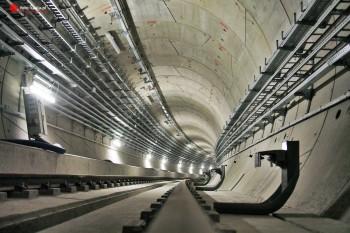 Tunel z trochę innej perspektywy