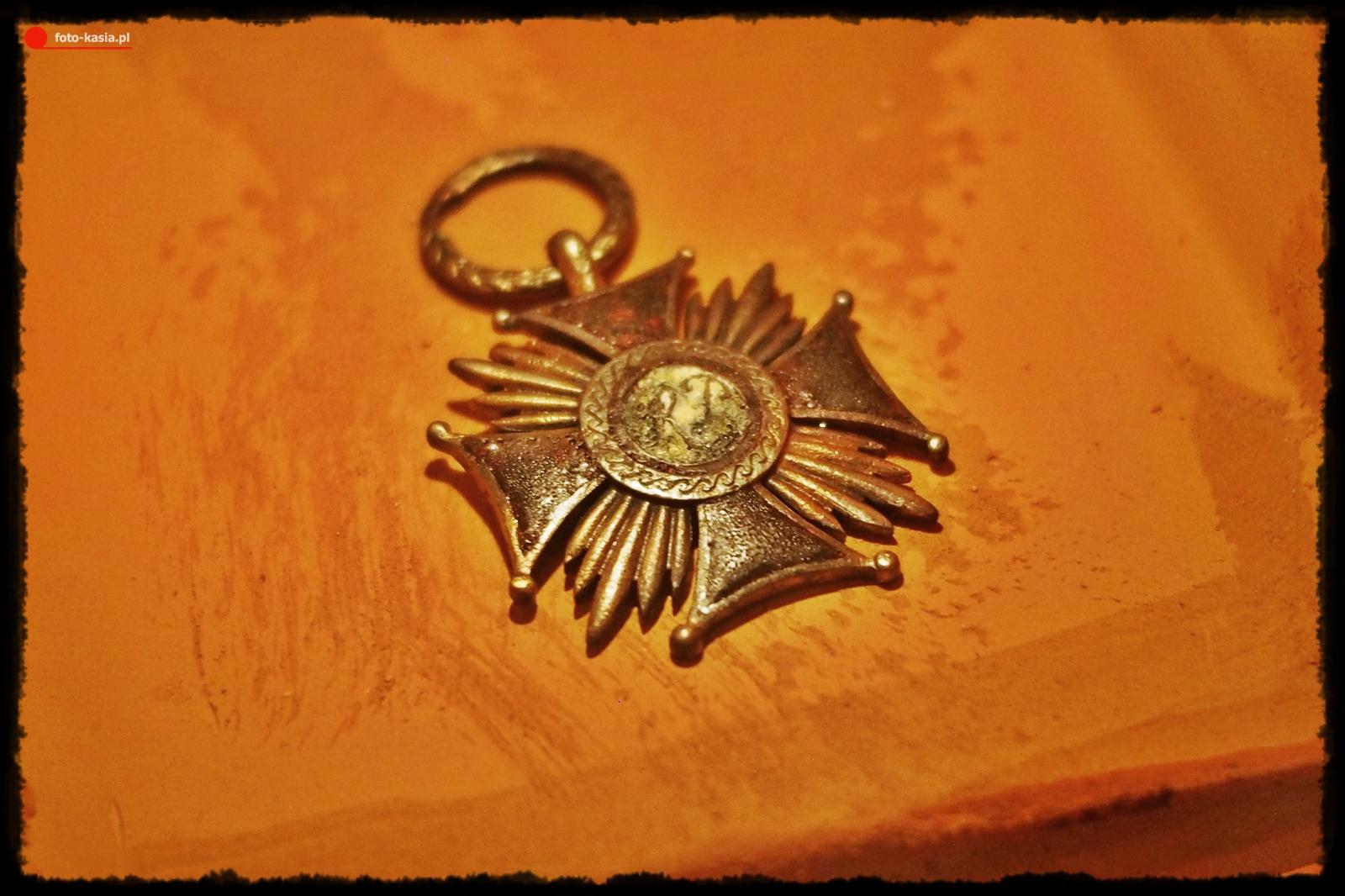 Srebrny Krzyż Zasługi RP wz. z 1923r.